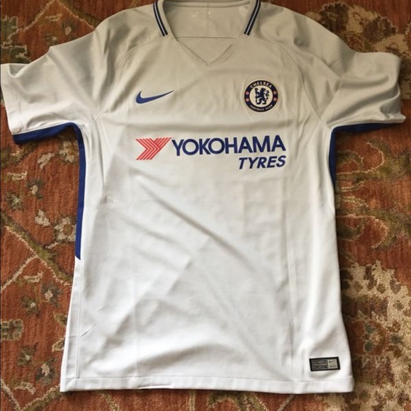 pretty nice 5e020 8472b All New 2018 Chelsea Away Jersey!